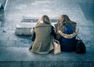 Piger med sammenhold